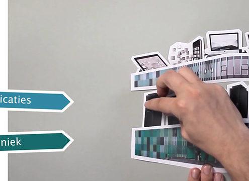 Cut Out Animatie ZoomWorks - Saxion Hogescholen